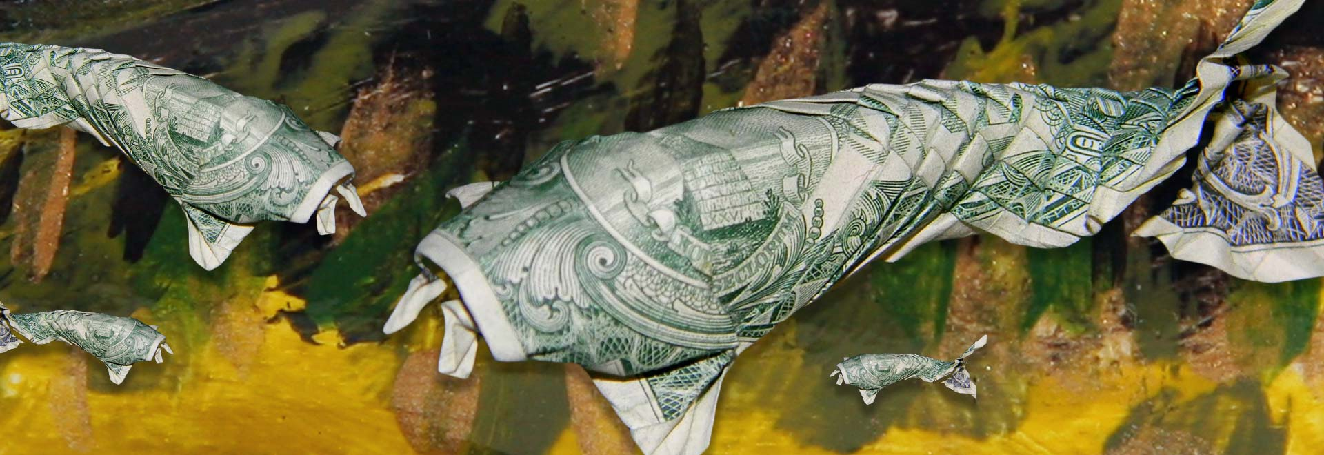 Fish Decoy Folk Art